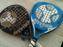 Raquettes de paddle tennis